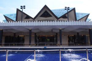 クアラルンプール 観光3【国立モスク 】無料で行けるオススメ観光スポット!