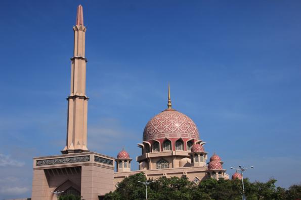 プトラ・モスク(ピンクモスク)/Masjid Putra(Putra Mosque)