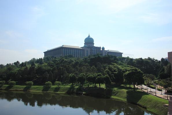 マレーシアの連邦政府庁舎(Prime Minister's Office)