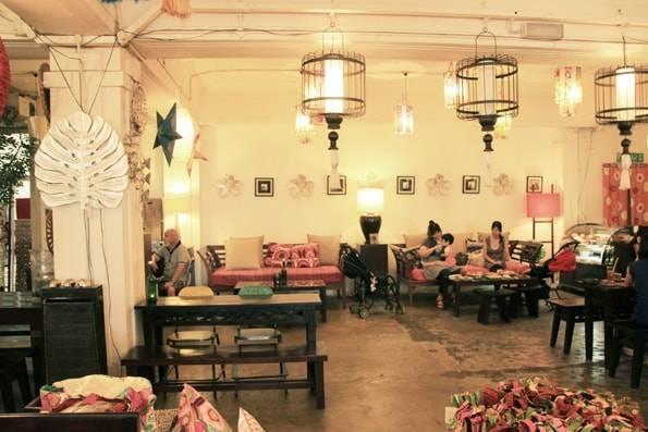 マレーシアのクアラルンプール「ピーター・ホー・エボリューション+ビヨンド(Peter Hoe Cafe)」