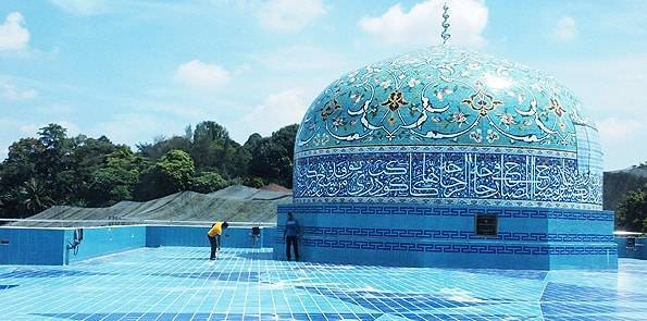 マレーシア・クアラルンプール観光旅行記4【イスラム美術館】繊細なデザインの虜!