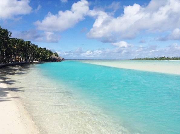 【クック諸島/アイツタキ島】観光・行き方・ホテル 「バックパッカーがリゾートで豪遊」