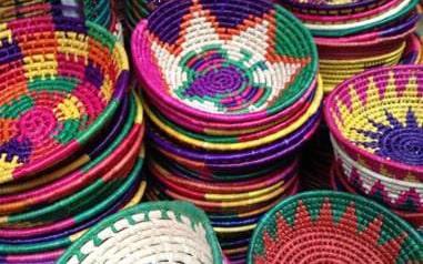 メキシコのお土産(カラフルな雑貨)