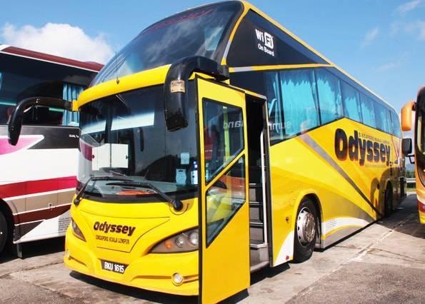 絶対おすすめ【クアラルンプールからシンガポールへ国境越え】バスでの行き方