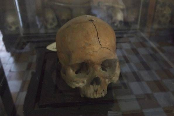 プノンペン観光2【ポルポト虐殺博物館S21・キリングフィールド】カンボジア