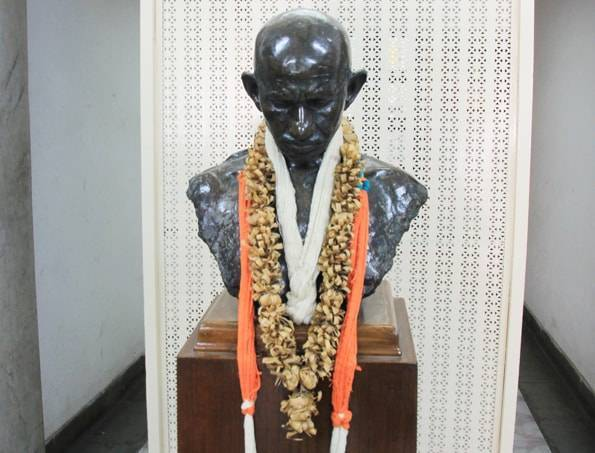 インド・デリーの国立ガンディー博物館 (National Gandhi Museum)