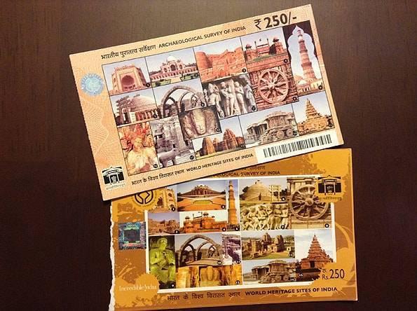 デリー観光4 タージマハルが影響を受けた!! 世界遺産「フマーユーン廟」