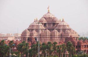 デリー観光7 ヒンドゥー教のテーマパーク!?「アクシャルダム寺院」が凄い!