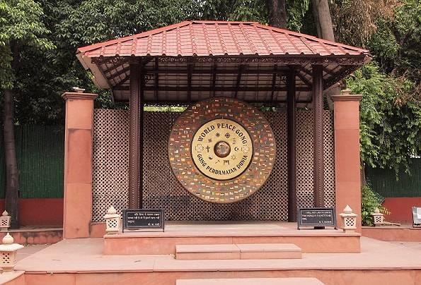 ガンディースムリティ博物館(Gandhi Smriti Museum)