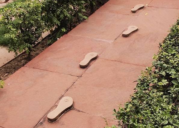 デリー観光5 官庁街エリアで入場無料「インド門・ガンディースムリティ博物館」