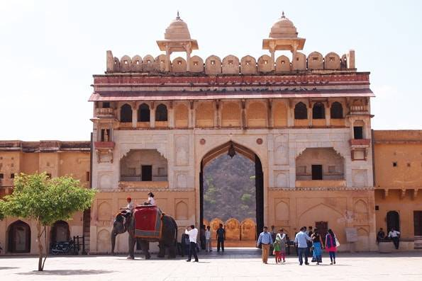 インド・ジャイプール・世界遺産