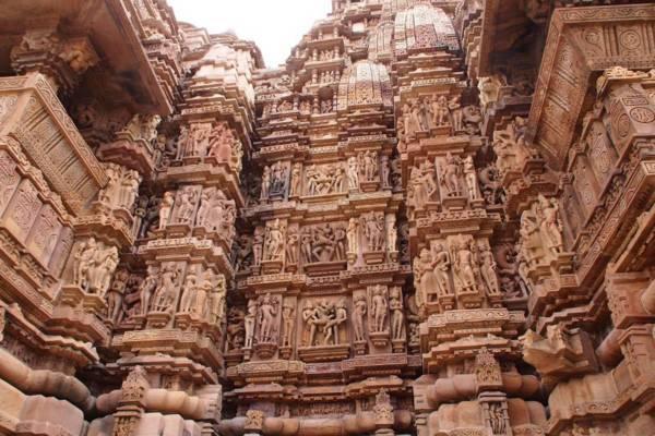 インドの世界遺産[カジュラホ寺院群]