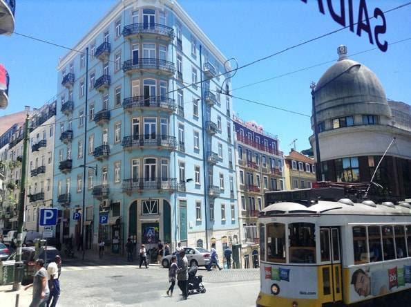 ポルトガル・リスボンの景色