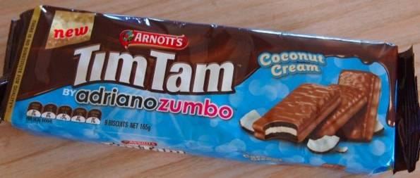 ティムタムTIMTAMココナッツクリーム