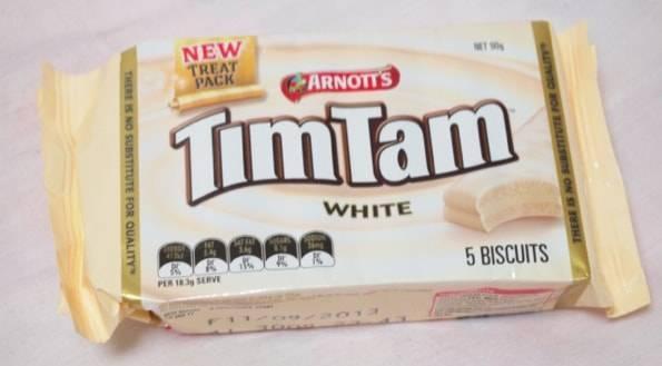 ティムタムTIMTAMホワイトチョコ