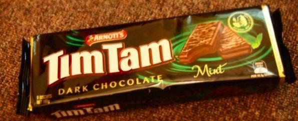 TIMTAMダークチョコレートミント