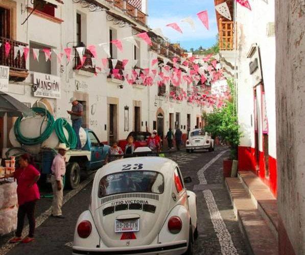 旅女子おすすめ【白い街タスコ】メキシコシティから日帰り観光ブログ