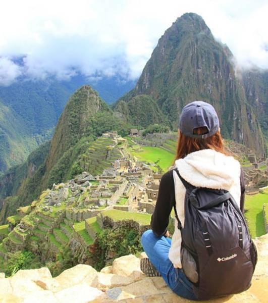 ペルーの世界遺産マチュピチュ