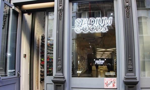 ニューッヨークStadium Goods (スタジアムグッズ)