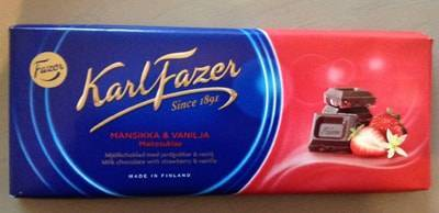 Karl Fazer(カールファッツェル)