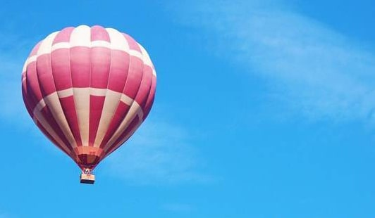 世界遺産「テオティワカン遺跡」気球