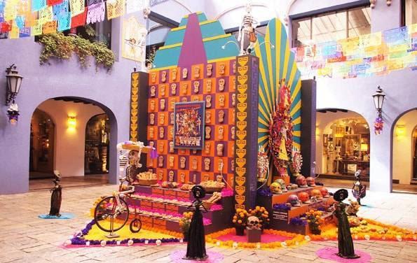 メキシコシティ・死者の日