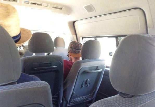 シャトルバス・オアハカおすすめ観光【モンテアルバン遺跡の行き方】メキシコブログ