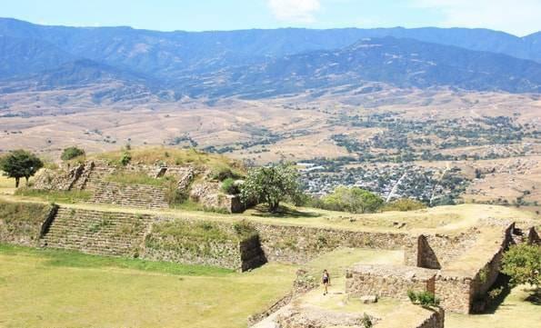 オアハカおすすめ観光【モンテアルバン遺跡の行き方】メキシコブログ