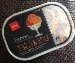 ティラミスアイスクリーム ニュージーランド
