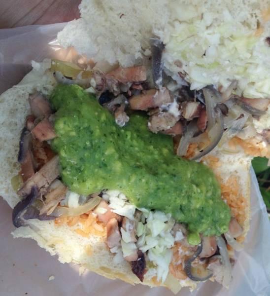 メキシコ料理トルタス