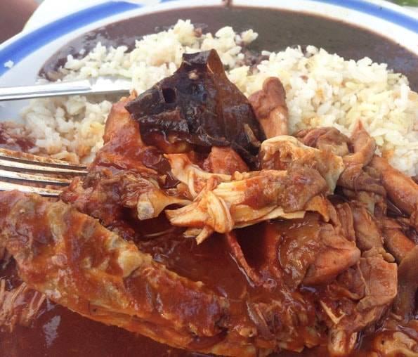 メキシコで食べた煮込み料理
