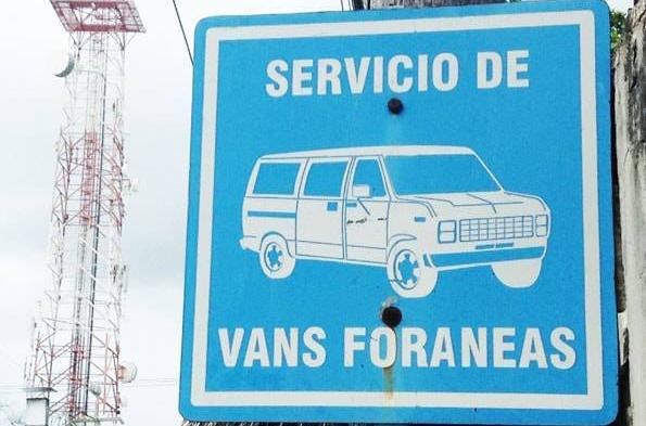 メキシコ・カンクンのセノーテ・リオセクレト(Rio Secreto)にコレクティーボで行く方法