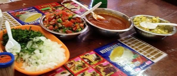 メキシコのサルサとチリソース